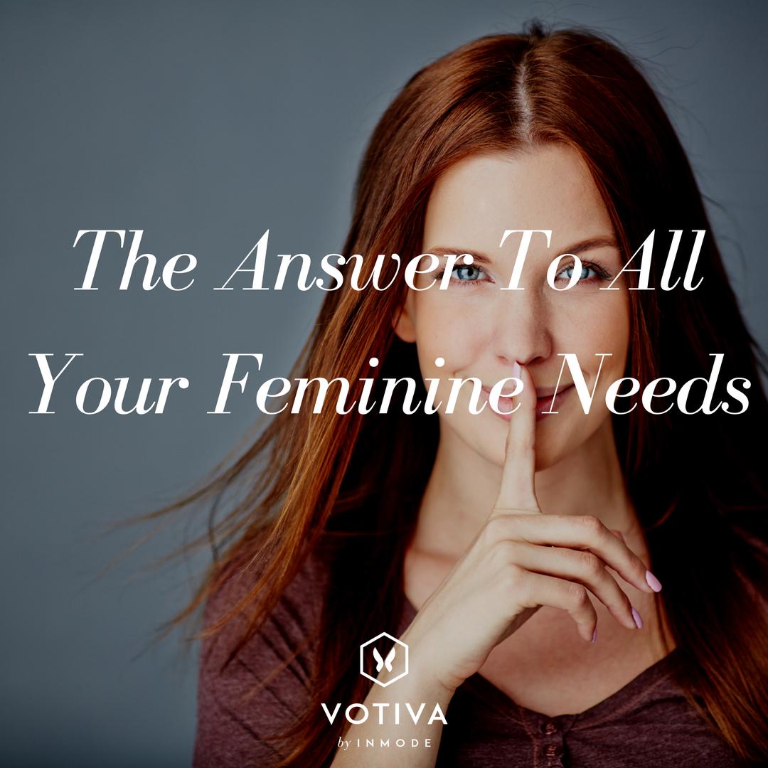 Rejuvenate Your Vaginal!